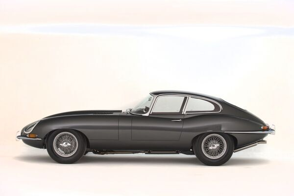 1966 Jaguar E type Fixedhead Coupe Series 1