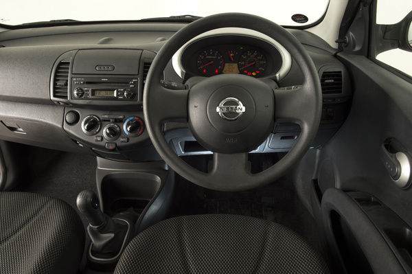 2009 Nissan Micra interior - Photo Prints - 13155149 from National ...