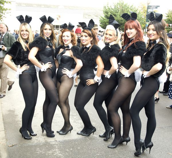Bunny girls orgy picture 63