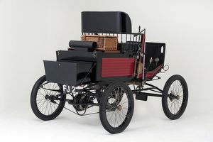 1901 Locomobile steam car