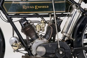1914 Royal Enfield