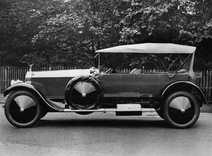 1920 Rolls Royce Silver Ghost 54Fw. Grosvenor