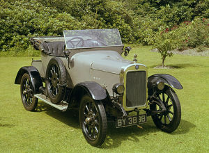 1921 Hillman 10.5hp 2 seater tourer
