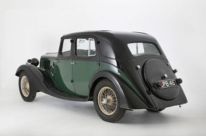 1934 Riley Falcon
