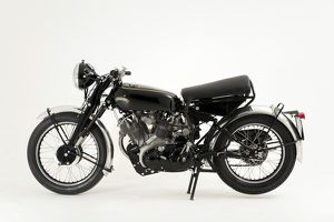 1955 Vincent Black Shadow D series