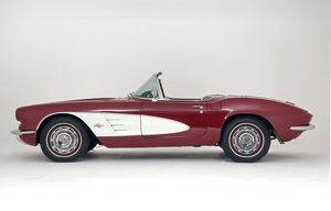 1961 Chevrolet Corvette C1 Convertible