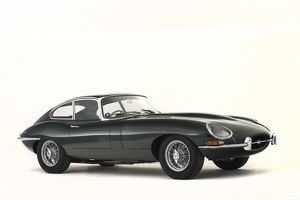 1965 Jaguar E type S1 fixed head coupe