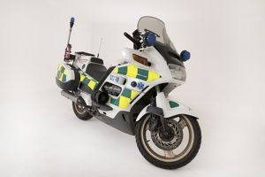 2001 Honda ST1100 Pan European Ambulance bike
