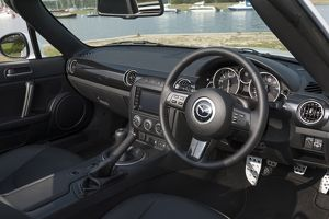 2014 Mazda MX5 Roadster Coupe