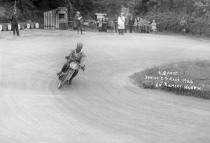 Beardmore Precision, A.Symes IOM Junior TT 1924