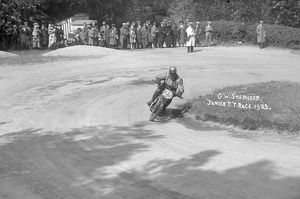 Beardmore Precision, G.W. Shepherd IOM Junior TT 1923