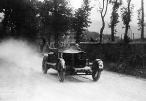 Bignan driven by Mathys in 1925 Coupe George Boillot Boulogne
