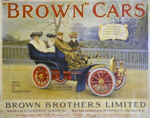 Brown Brothers Limited poster