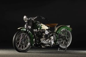 Crocker big tank V twin 1937