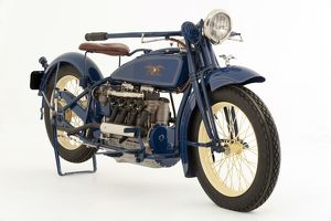E01191 Ace Motorcycle 1923