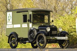veteran vintage/ford delivery van 1929