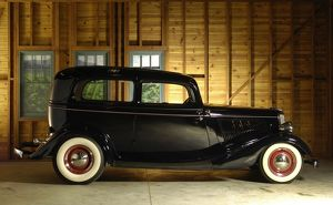 veteran vintage/ford sedan custom