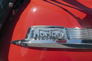 Norton Jubilee badge 1961
