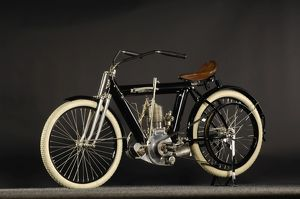 Pierce Arrow single 1911