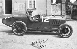 Sunbeam, Segrave winner of 1923 French GP